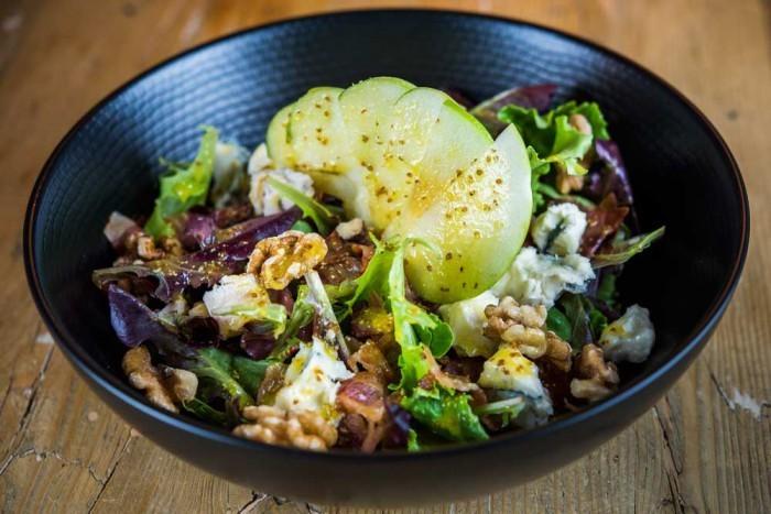 ensalada de gorgonzola