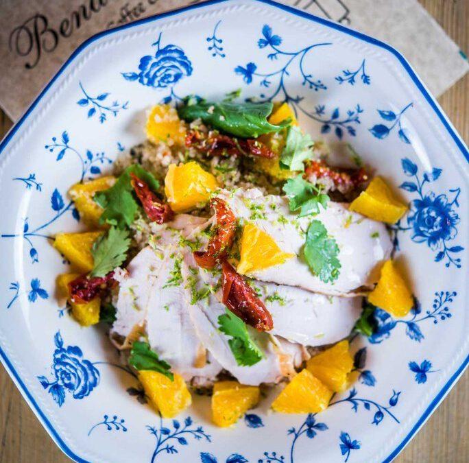 Cómo hacer una ensalada perfecta by Bendita Locura